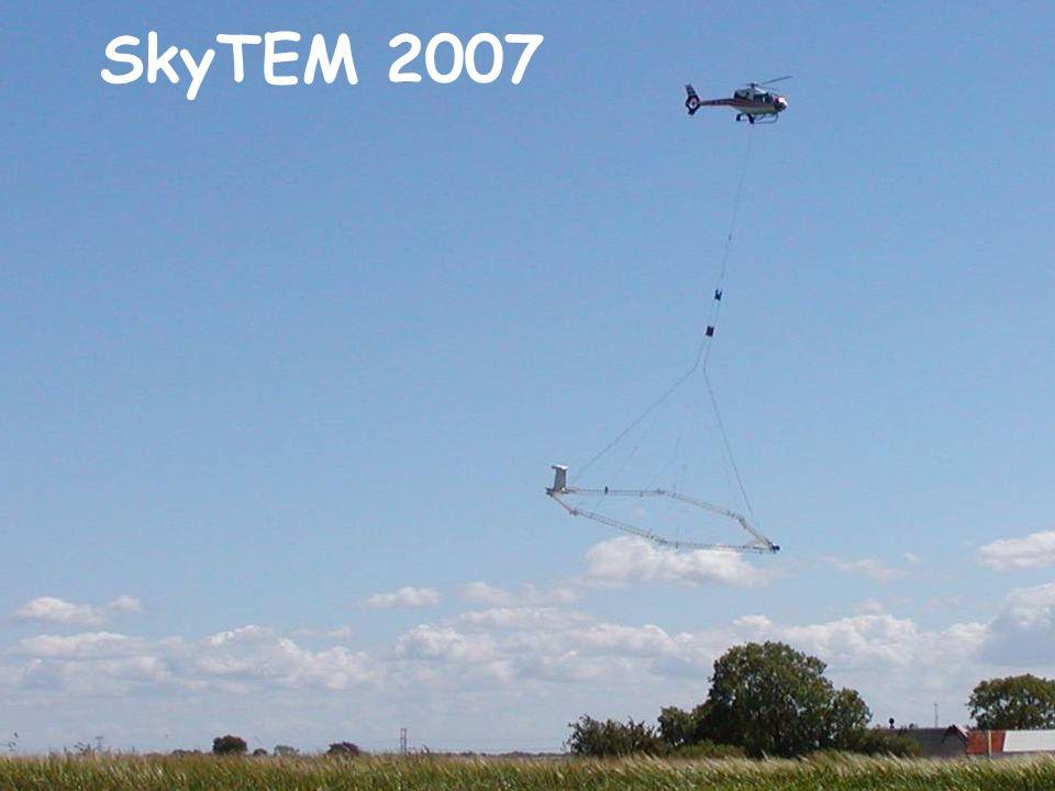 SkyTEM 2007