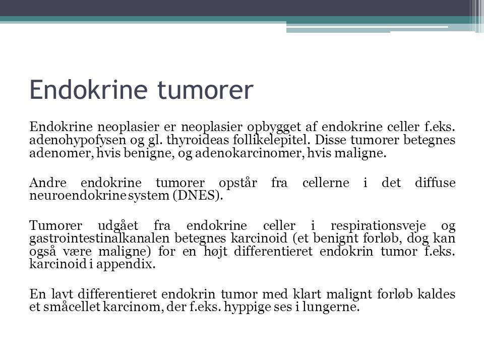 Endokrine tumorer