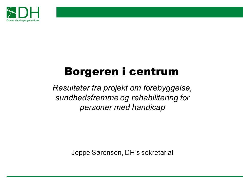 Jeppe Sørensen, DH's sekretariat