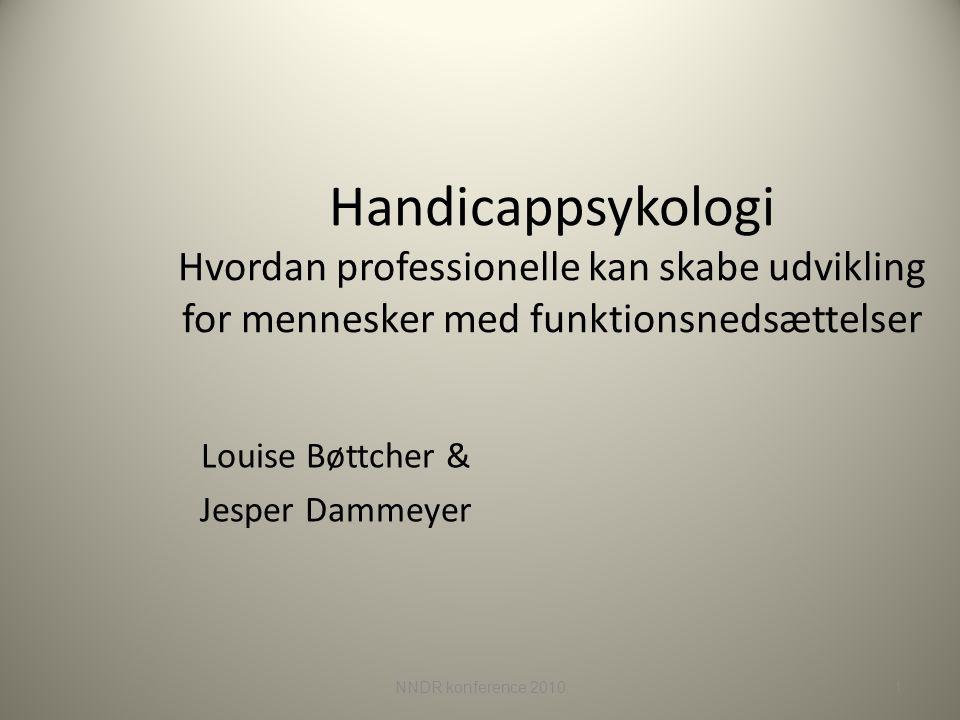 Louise Bøttcher & Jesper Dammeyer
