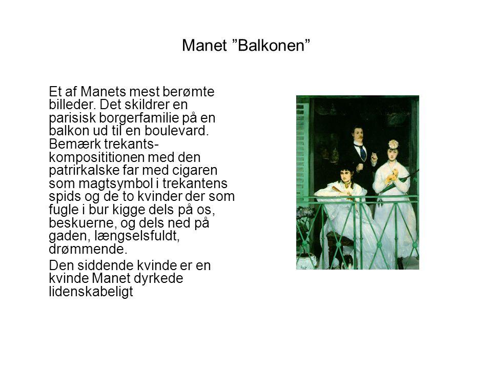 Manet Balkonen