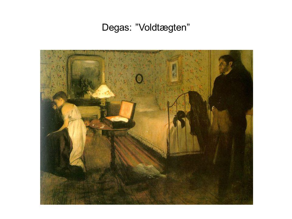 Degas: Voldtægten