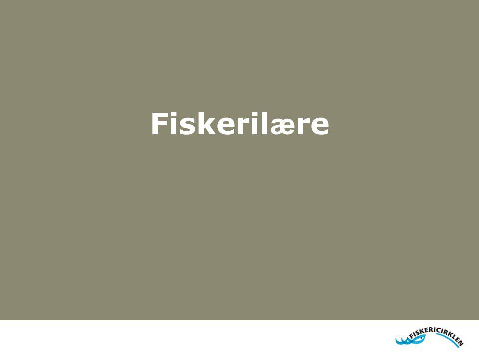 Fiskerilære