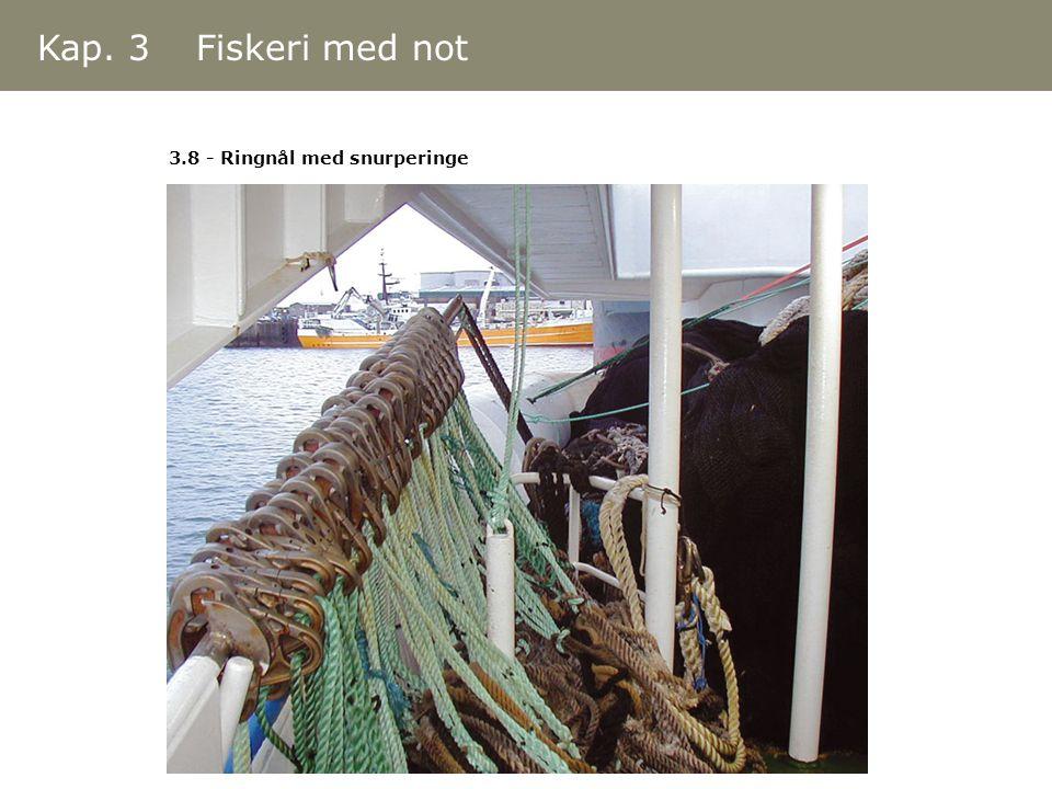 Kap. 3 Fiskeri med not 3.8 - Ringnål med snurperinge