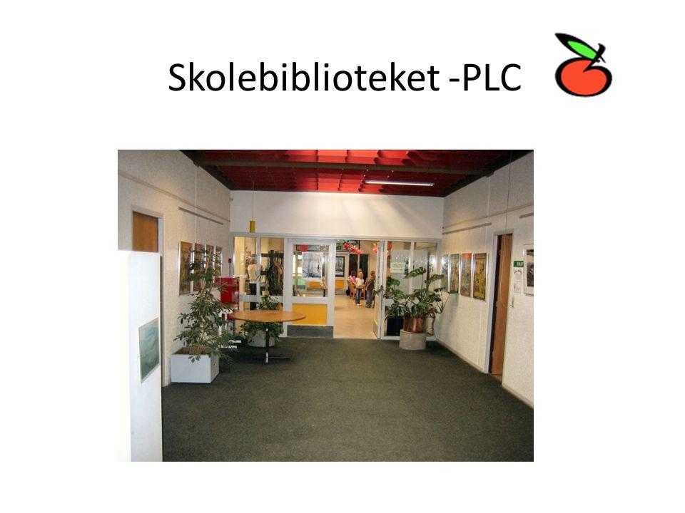Skolebiblioteket -PLC