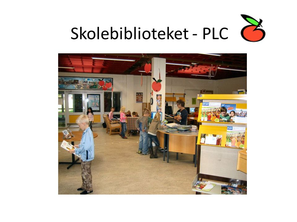 Skolebiblioteket - PLC