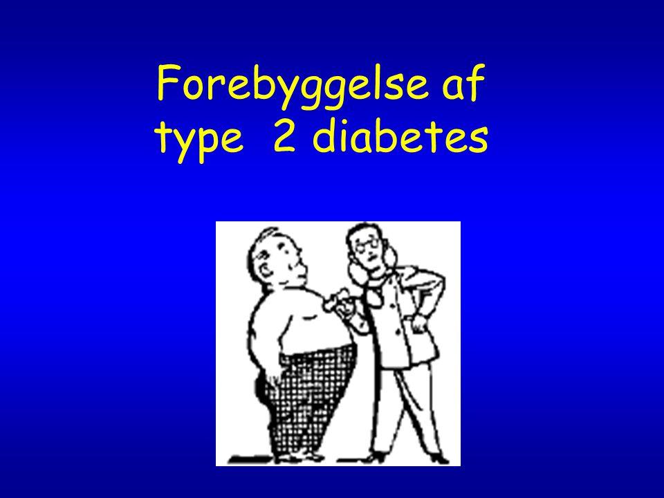 Forebyggelse af type 2 diabetes