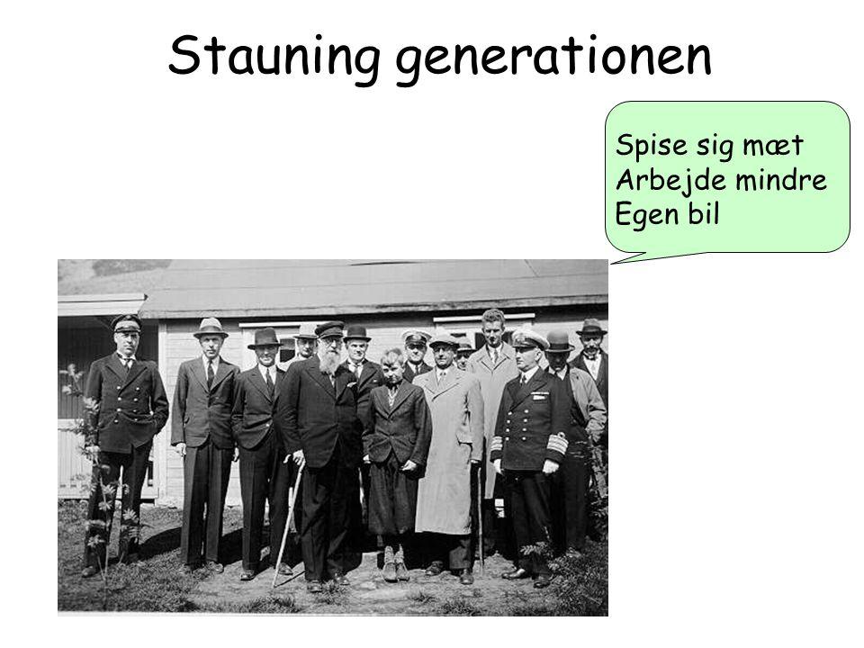 Stauning generationen