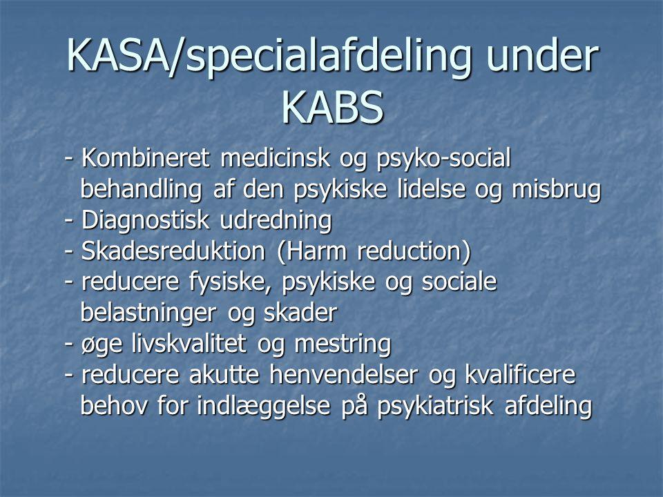 KASA/specialafdeling under KABS
