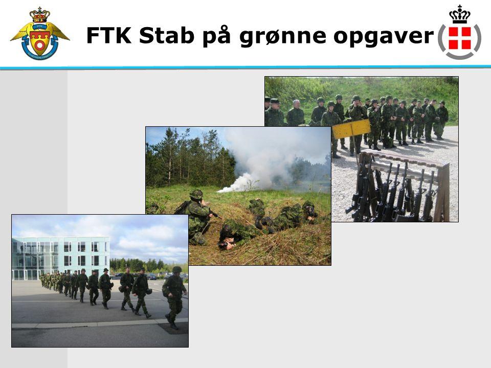 FTK Stab på grønne opgaver