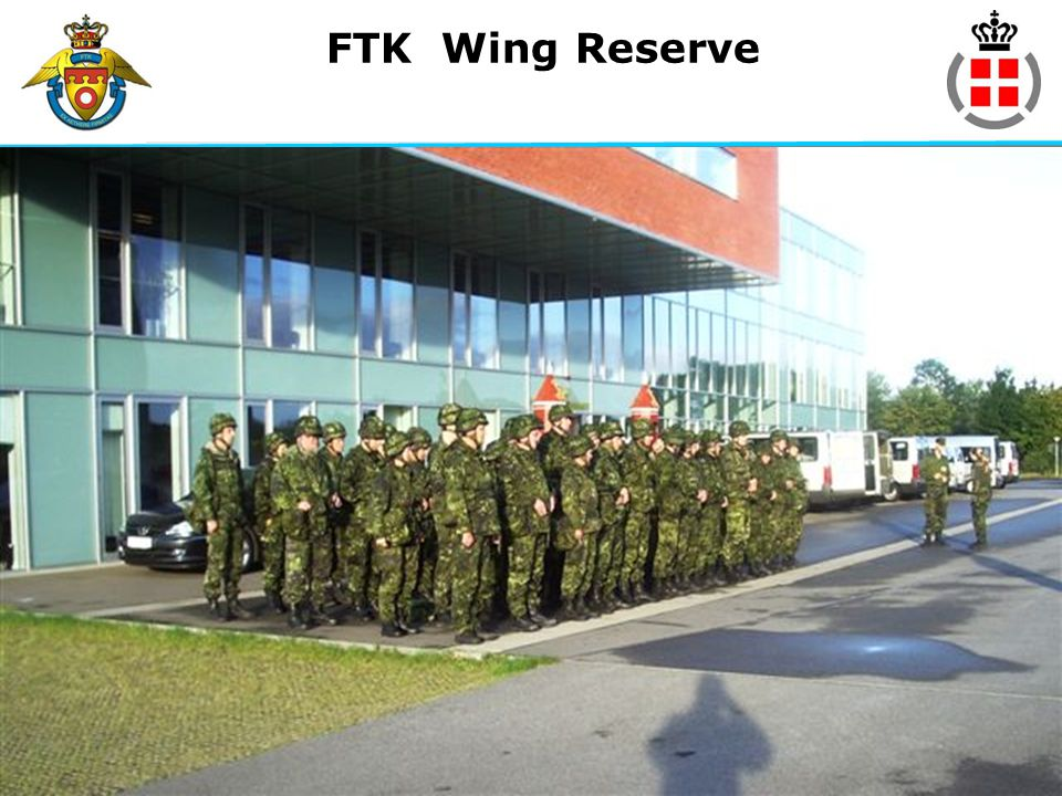 FTK Wing Reserve
