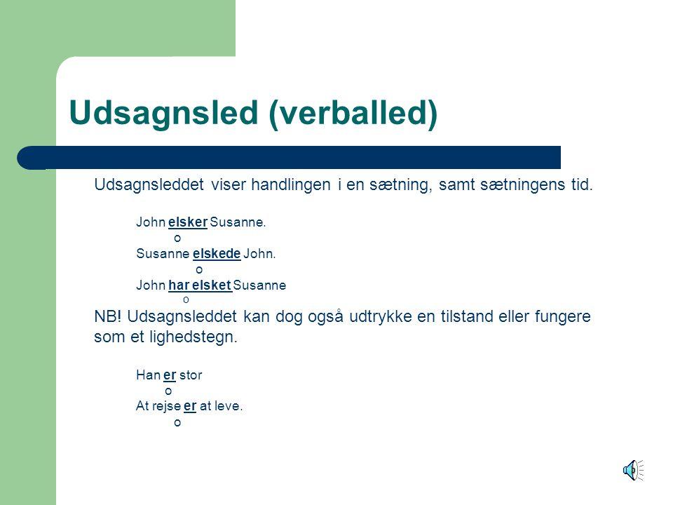 Udsagnsled (verballed)