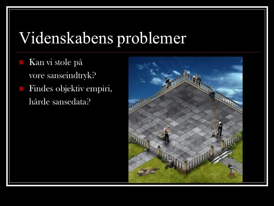 Videnskabens problemer