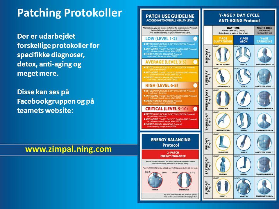 Patching Protokoller www.zimpal.ning.com