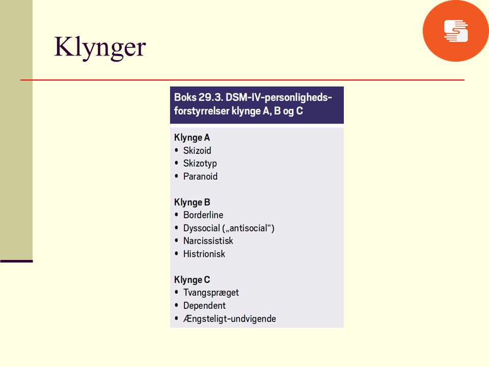 Klynger
