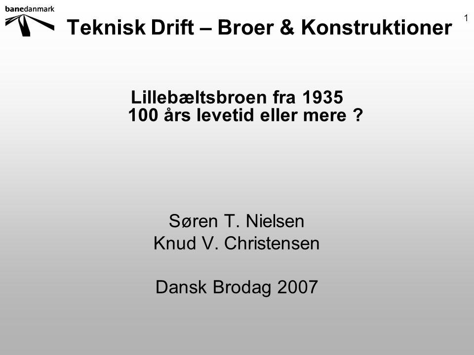 Teknisk Drift – Broer & Konstruktioner
