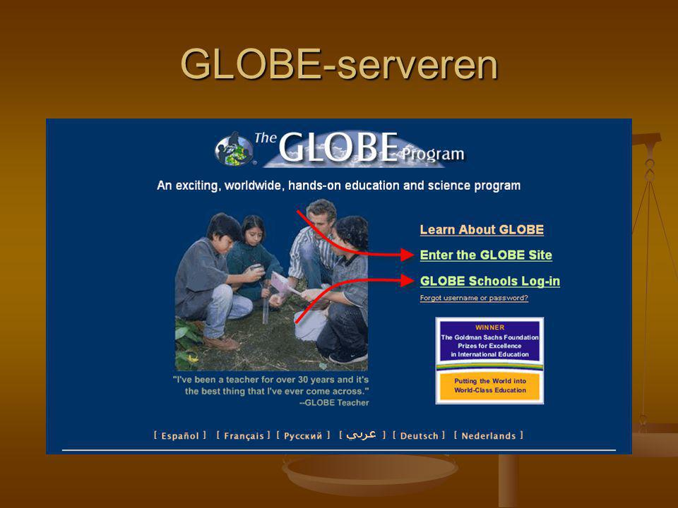 GLOBE-serveren