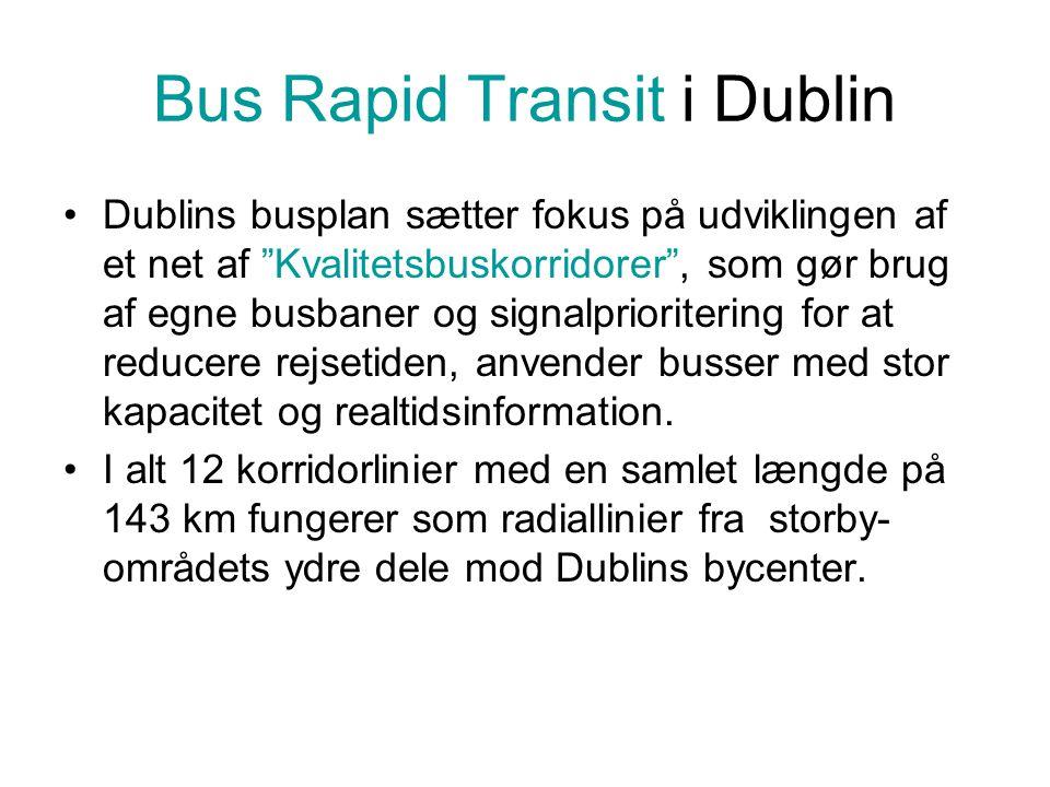Bus Rapid Transit i Dublin