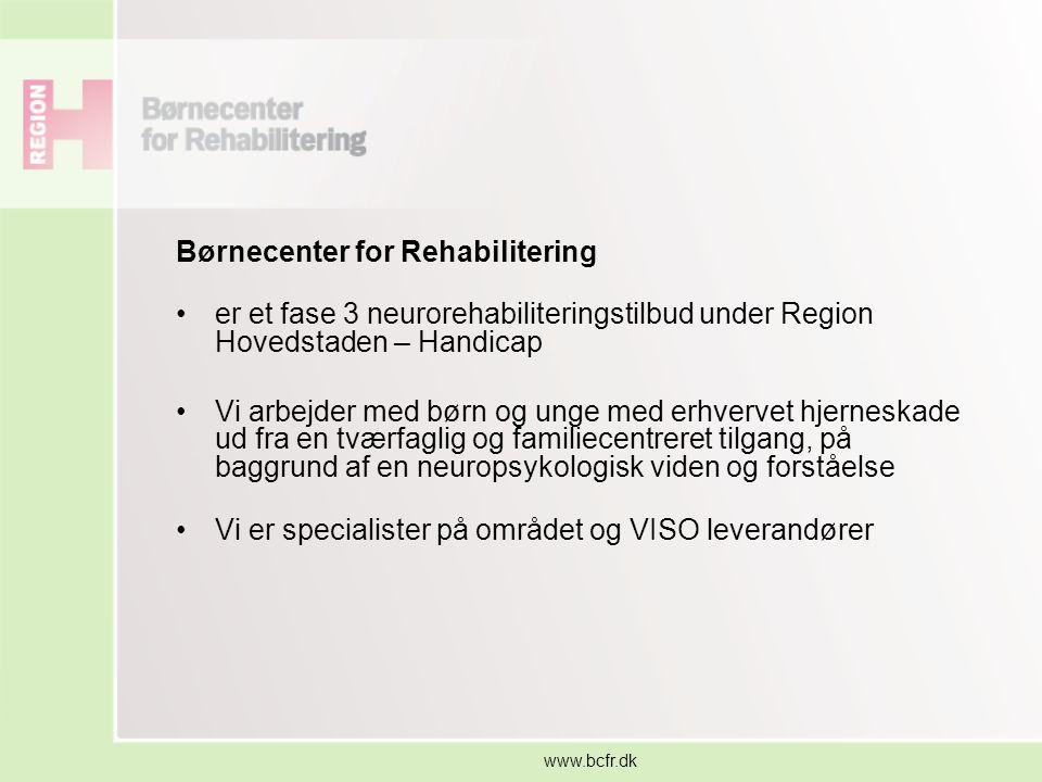 Børnecenter for Rehabilitering