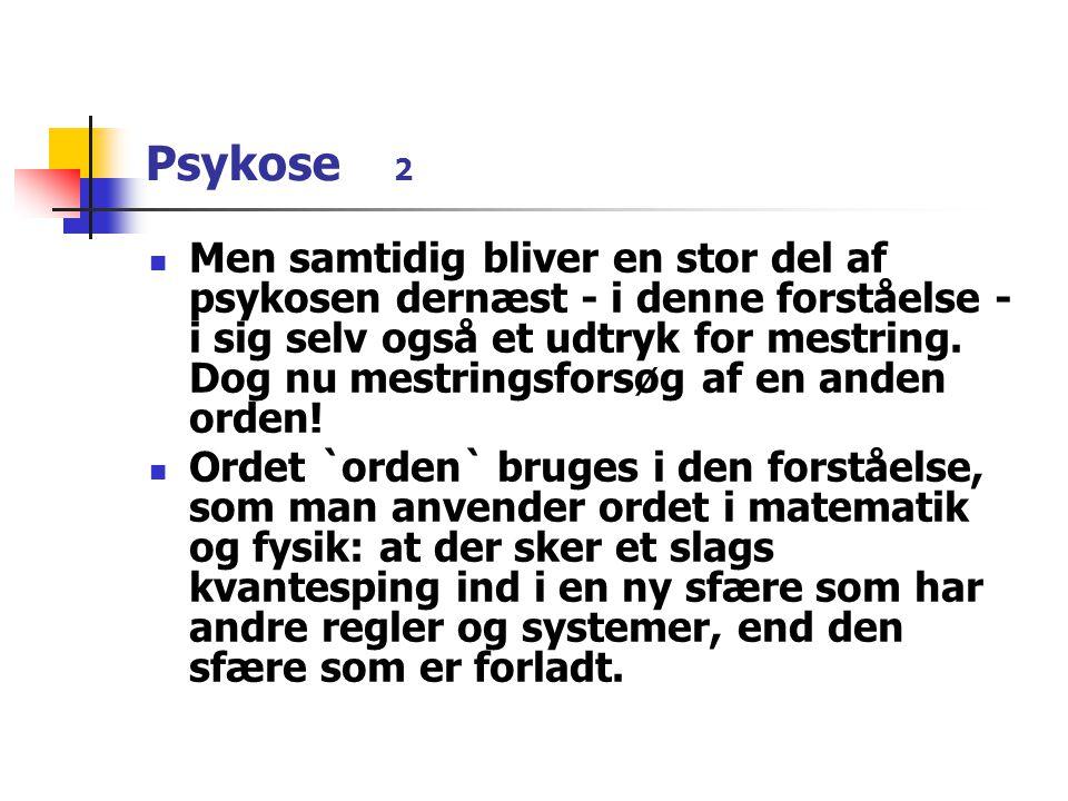 Psykose 2