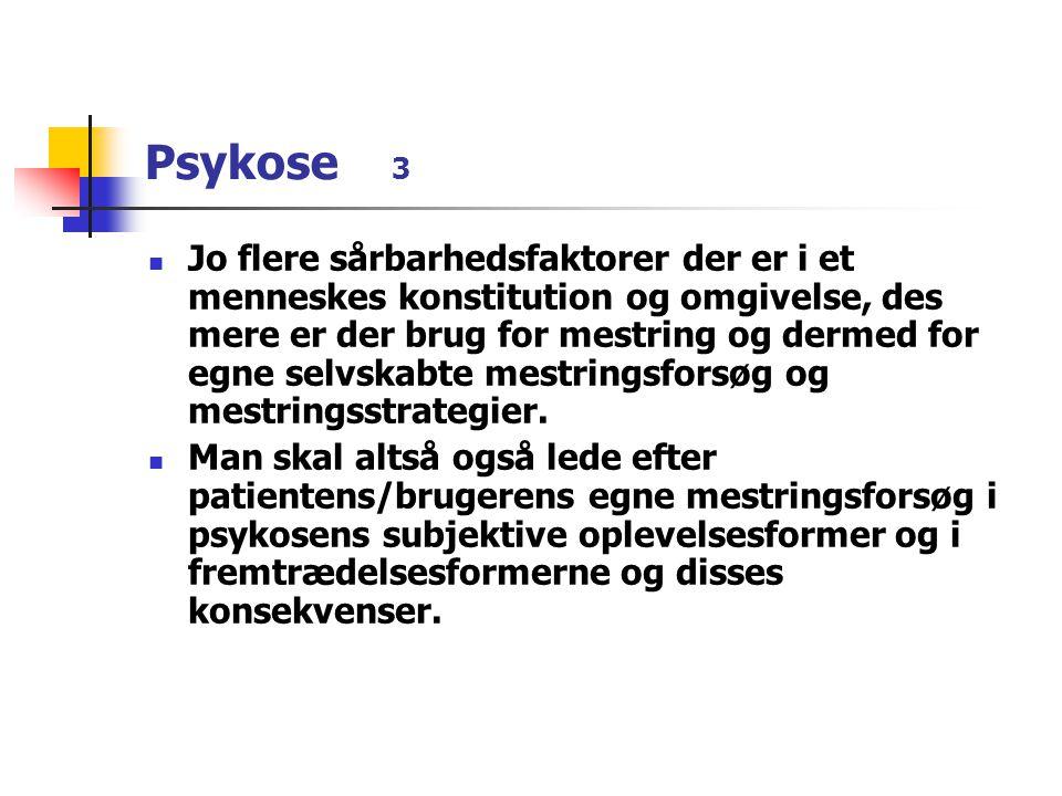Psykose 3