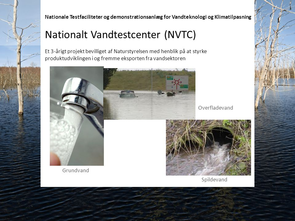 Nationalt Vandtestcenter (NVTC)