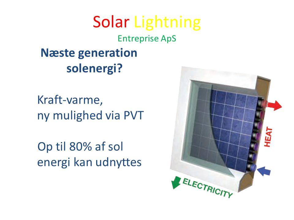 Solar Lightning Entreprise ApS