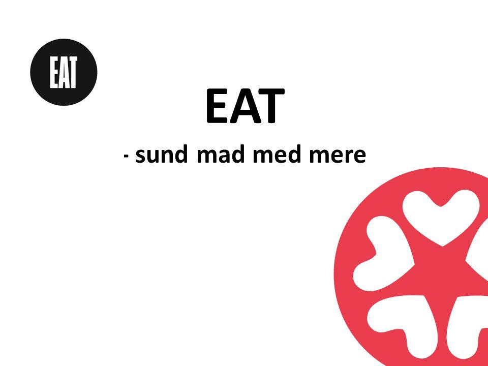 EAT - sund mad med mere