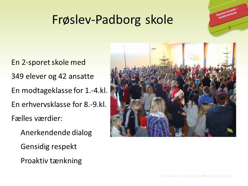 Frøslev-Padborg skole