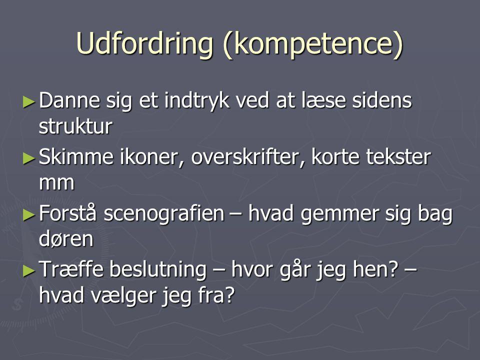 Udfordring (kompetence)