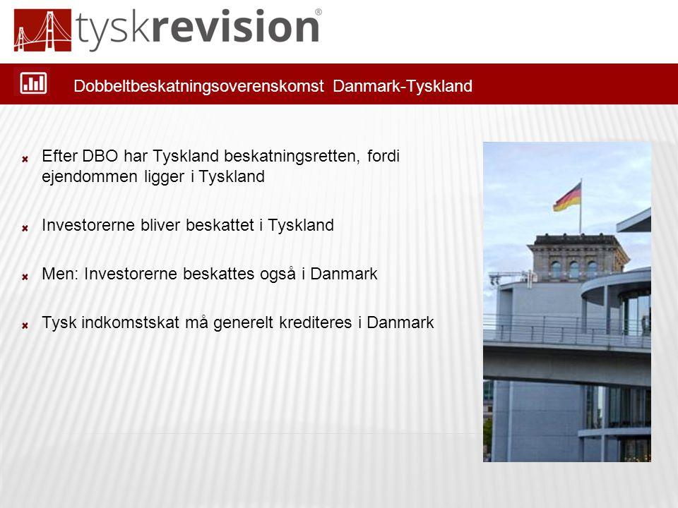 Dobbeltbeskatningsoverenskomst Danmark-Tyskland