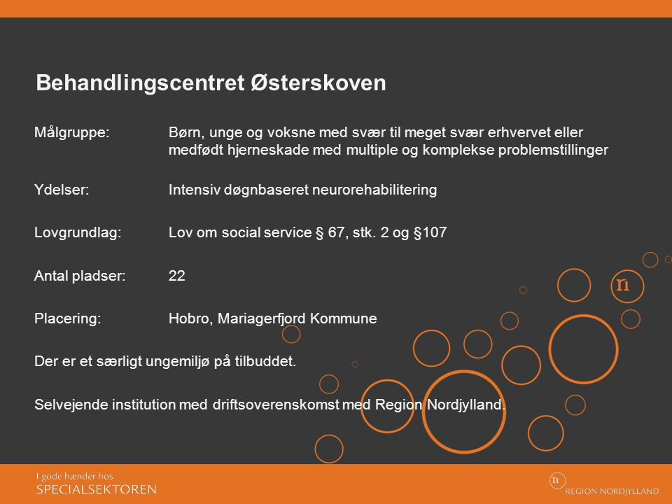 Behandlingscentret Østerskoven