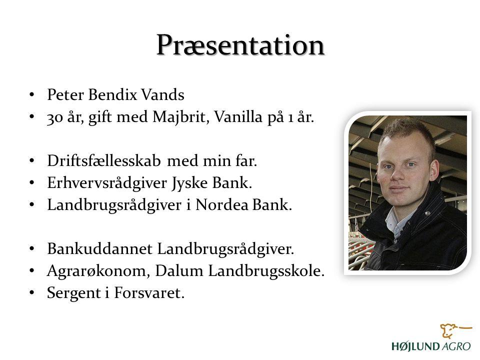 Præsentation Peter Bendix Vands