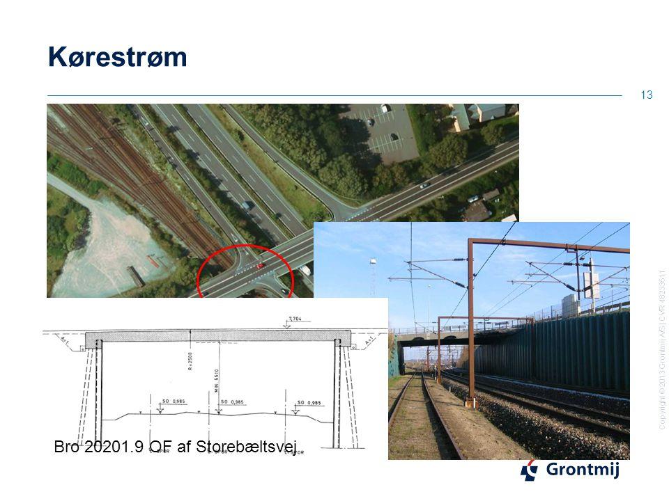 Kørestrøm Bro 20201.9 OF af Storebæltsvej