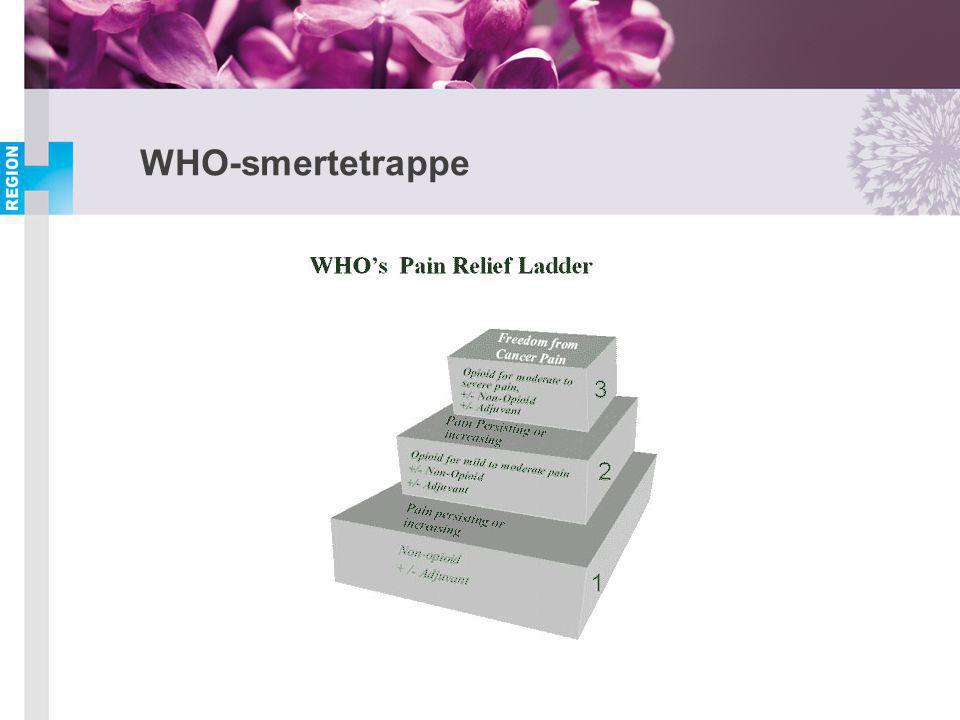 WHO-smertetrappe