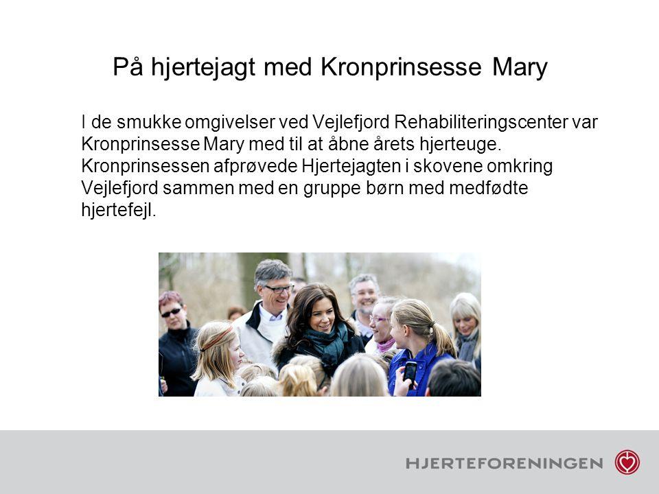 På hjertejagt med Kronprinsesse Mary