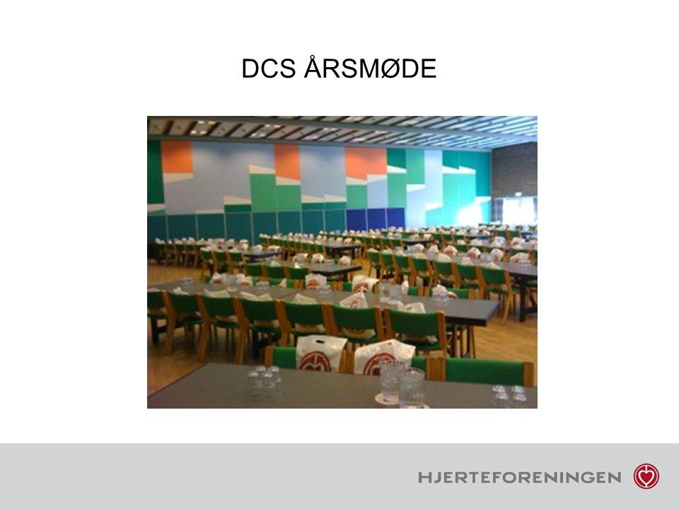 DCS ÅRSMØDE