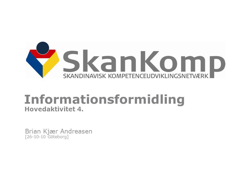 Informationsformidling