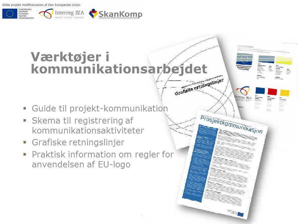 Værktøjer i kommunikationsarbejdet