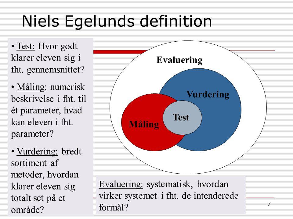 Niels Egelunds definition
