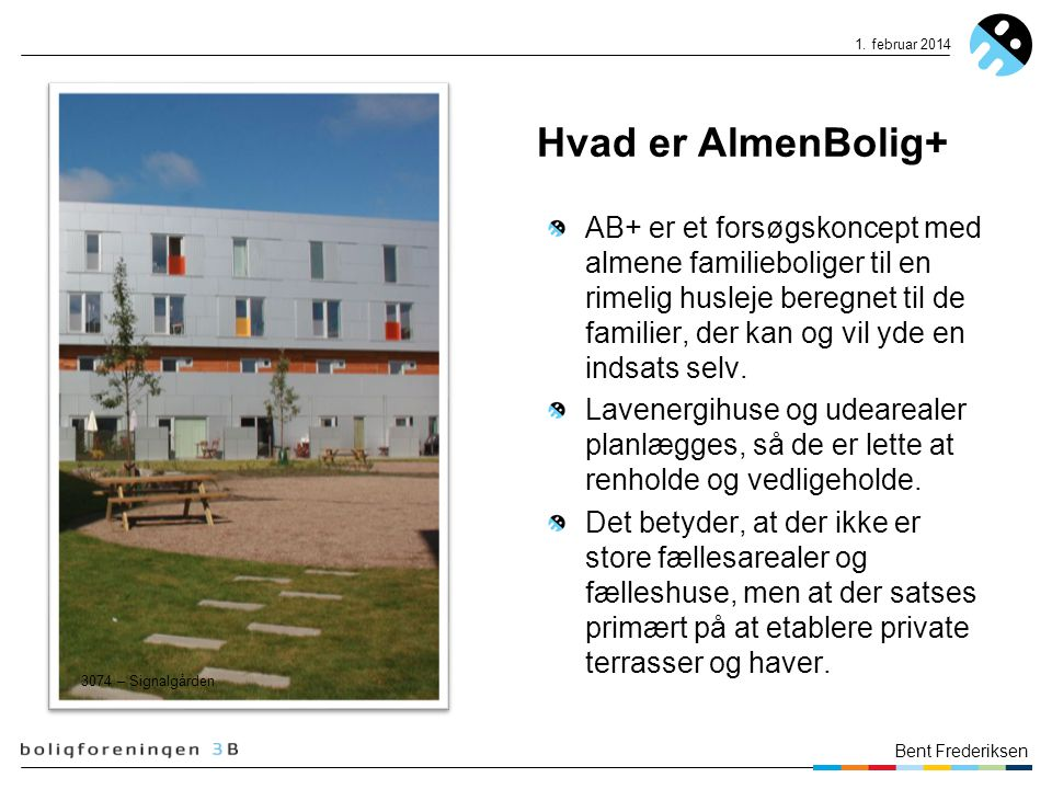 Hvad er AlmenBolig+