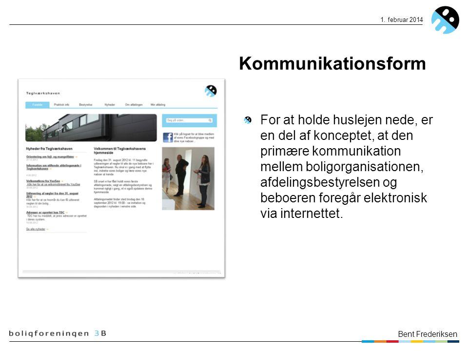 Kommunikationsform
