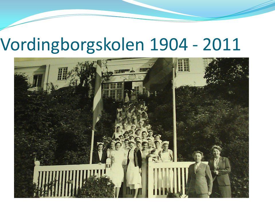 Vordingborgskolen 1904 - 2011