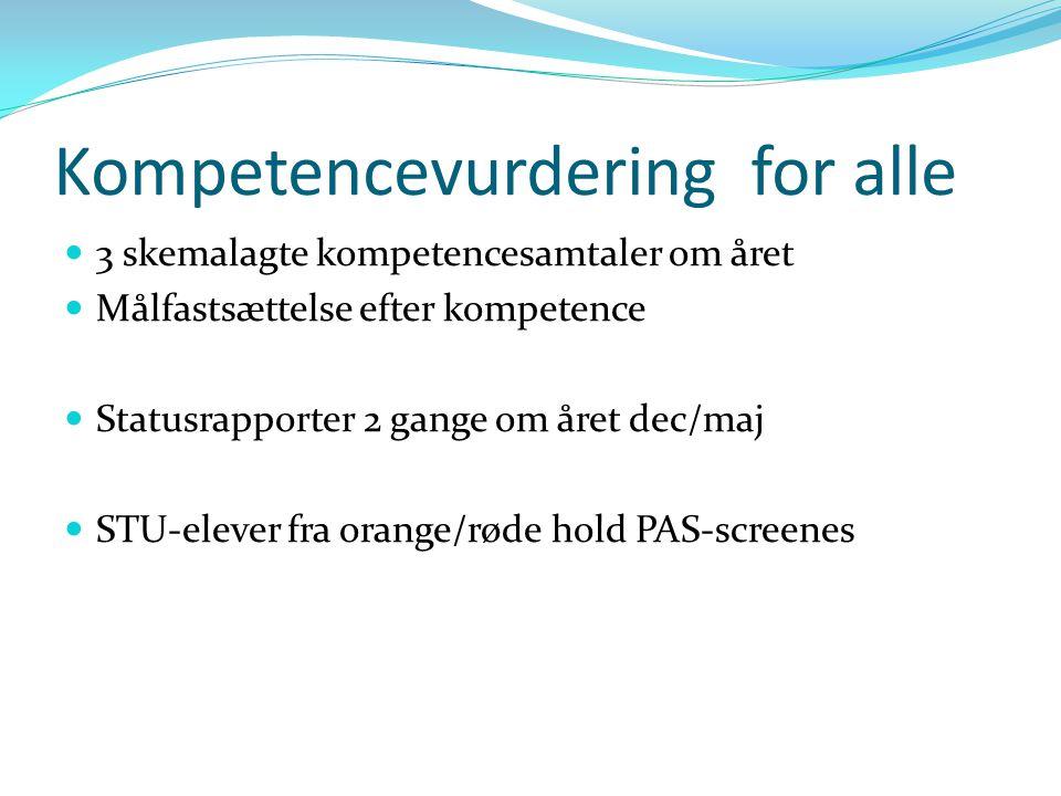 Kompetencevurdering for alle