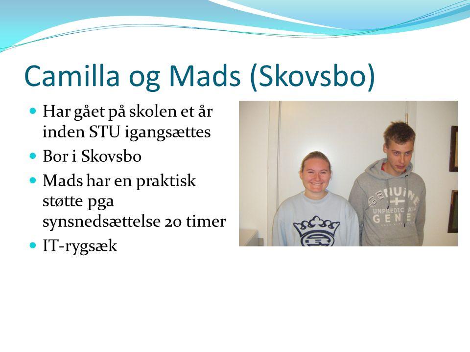 Camilla og Mads (Skovsbo)