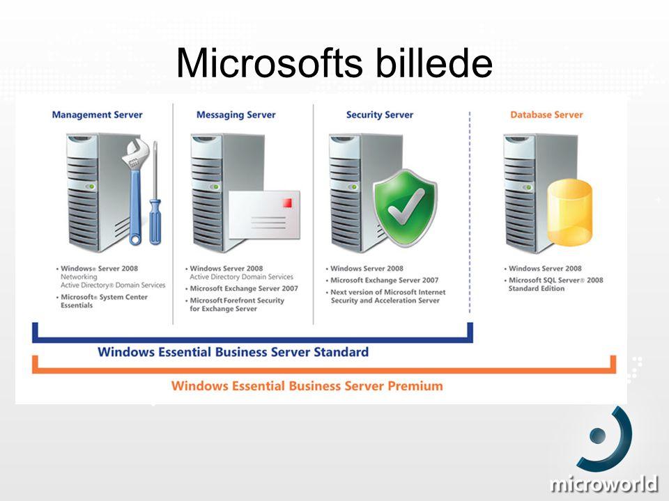 Microsofts billede