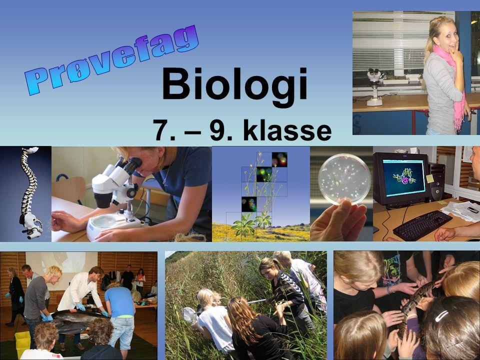 ind i biologien for 7