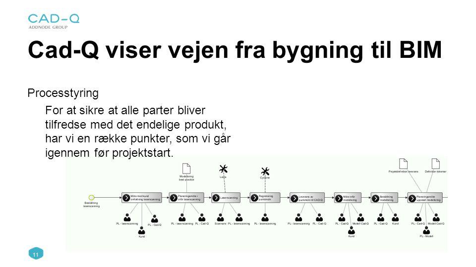 Cad-Q viser vejen fra bygning til BIM