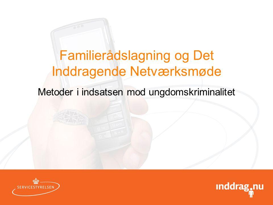 Familierådslagning og Det Inddragende Netværksmøde