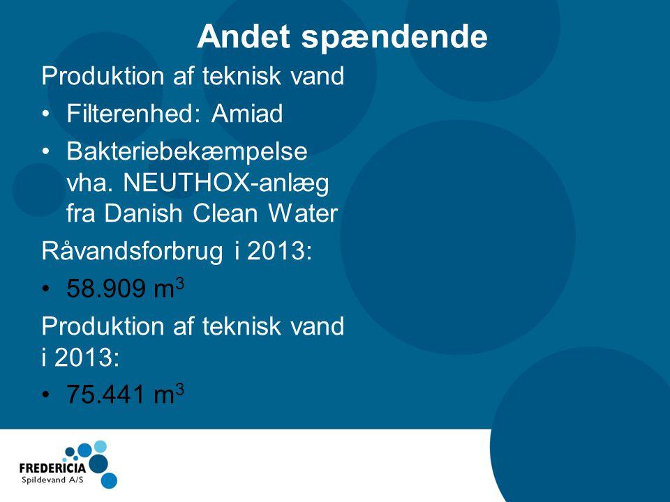 Andet spændende Produktion af teknisk vand Filterenhed: Amiad